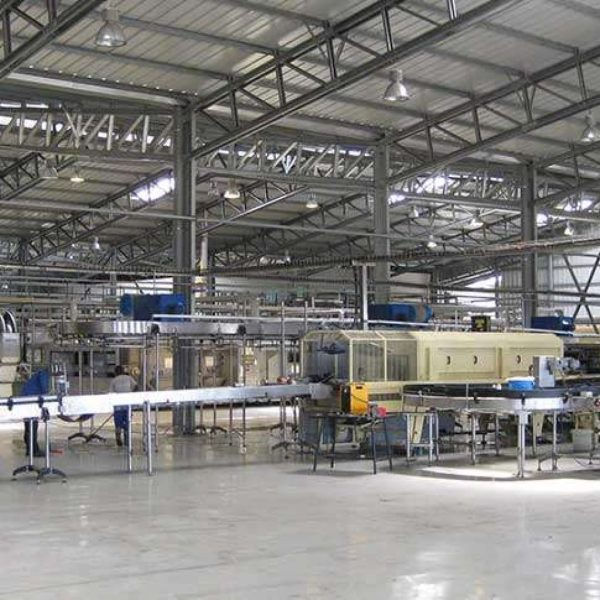 Case Study: Production Hall - Industrial Buildings ...