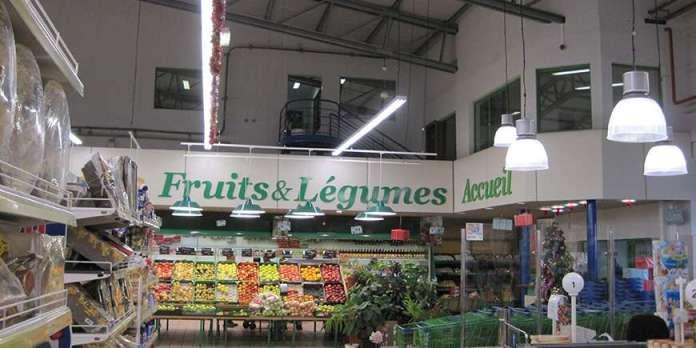 depozitul de legume