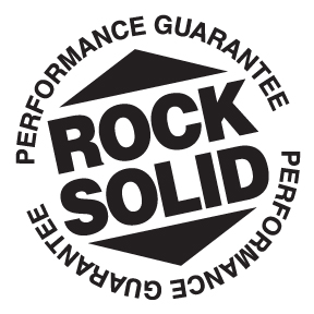 Fristam Rock Solid Performance Guarantee