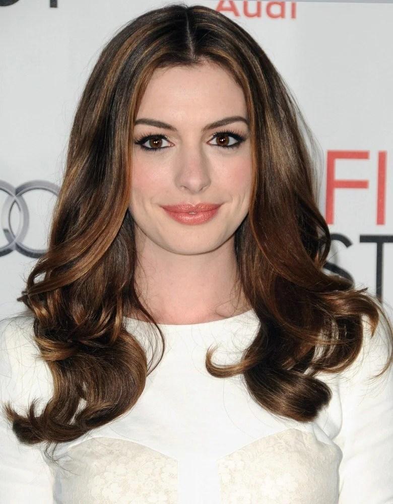 Frisuren Anne Hathaway Frisuren Magazin