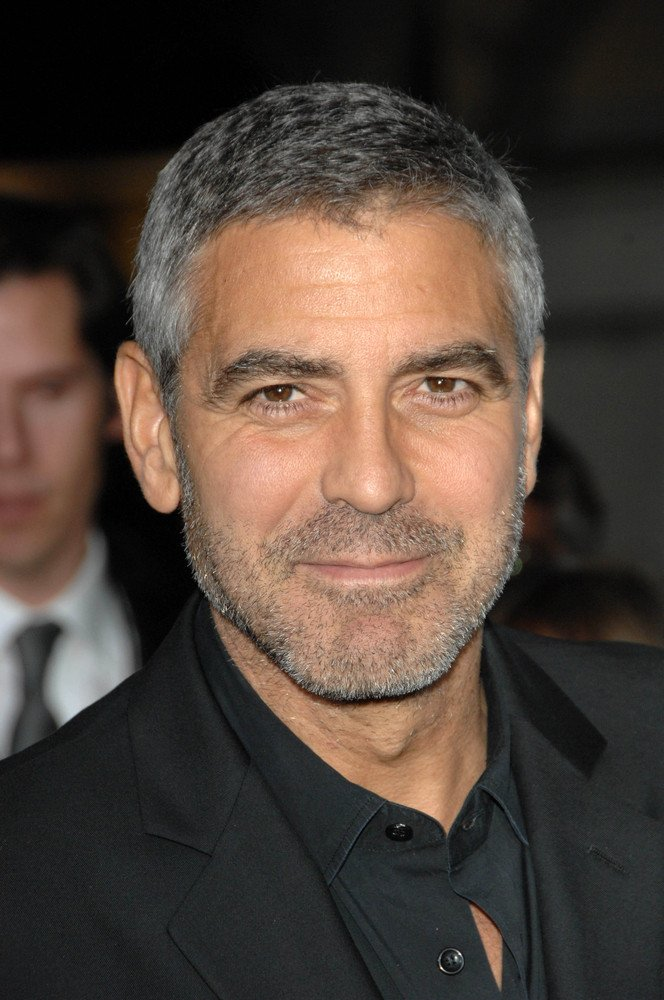 Frisuren George Clooney Frisuren Magazin