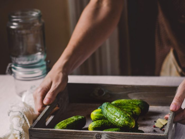 recette frites de courgettes cétogène