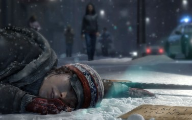 Beyond: Two Souls - Screenshot