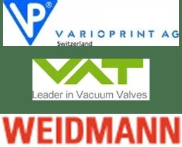 Logo Varioprint, VAT, Weidmann