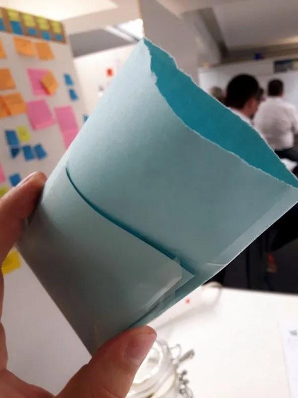 Design Thinking live an der HSG erleben