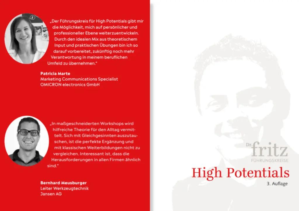 FRITZ Führungskreis High Potentials