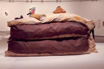 """Claes Oldenburg - """"Floor Cake"""" - 1962"""