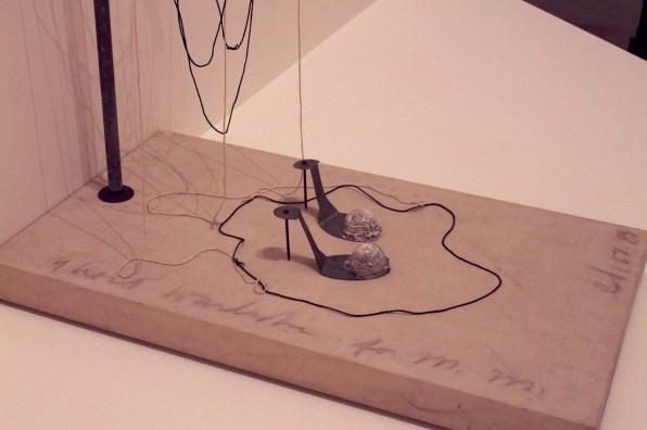"Claes Oldenburg - ""Ghost Wardrobe (for M.M.)"" - 1967"