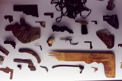 "Claes Oldenburg - ""Ray Gun Wing"" (interno) - 1969-77"