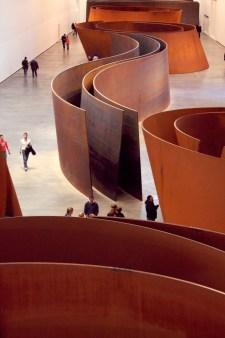 """Richard Serra - """"The matter of time"""" - 2005"""