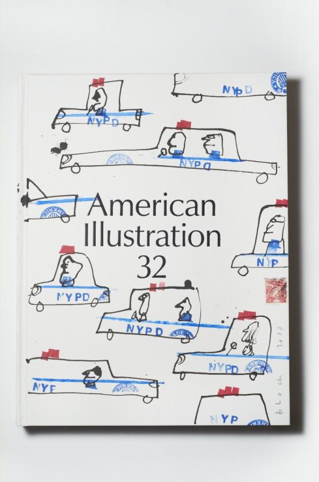 cover illustrata da Serge Bloch