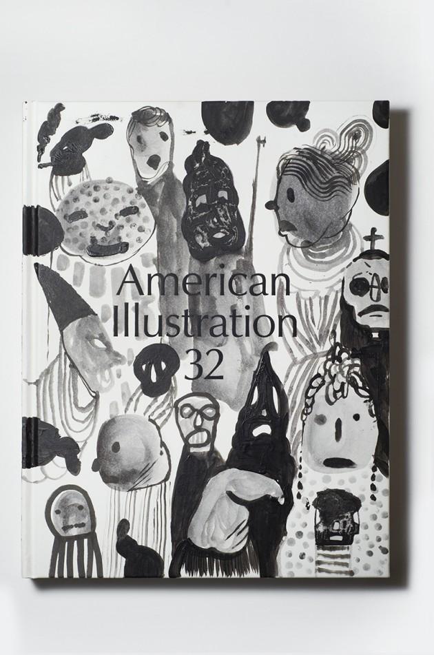 cover illustrata da Edel Rodriguez