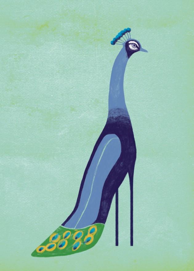 Lorenzo Gritti   Peacock Blue