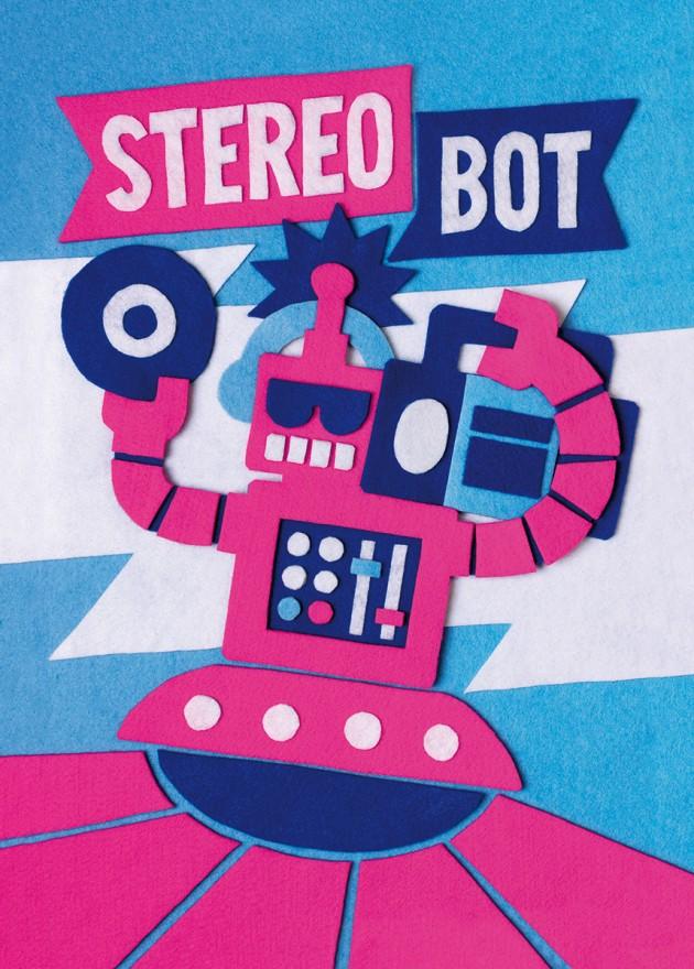 Jacopo Rosati   Stereo Bot
