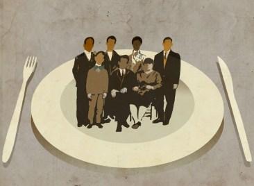 """famiglie"", © Beppe Giacobbe"
