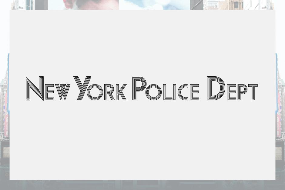 broadway typography 10