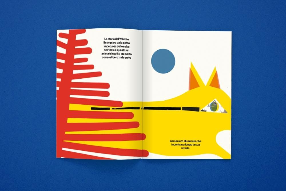 """""""La Storia del Volubile Esemplare"""", scritta da Lara Caputo e illustrata da Liuna Virardi"""