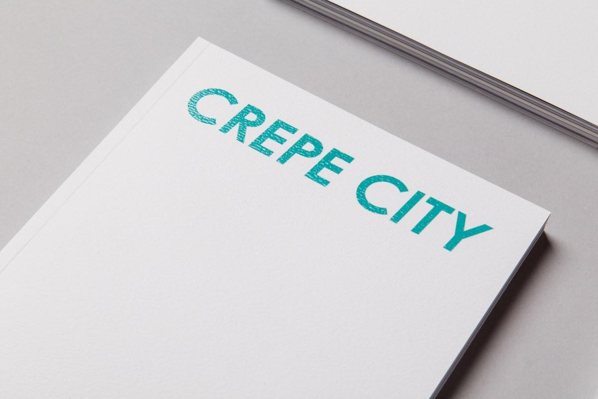 Crepe City Magazine #1