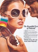 Polaroid, pubblicità anni '70 (fonte: Polaroid)