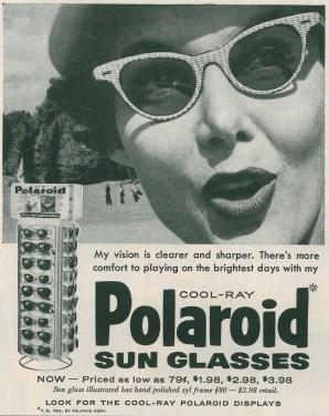 Polaroid, pubblicità anni '50 (fonte: Polaroid)