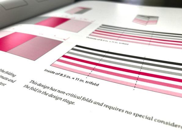 "Marina Poropat Joyce, ""Designing for Print"", autoprodotto, 2017"