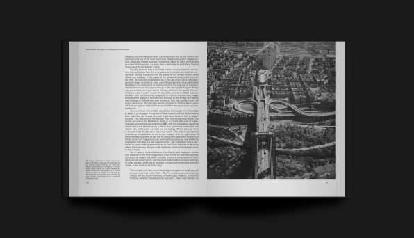 """Reyner Banham, """"Megastructure"""", Volume (fonte: vol.co)"""