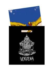 Roberto Gentili ha ideato e illustrato il merchandising dei Verdena