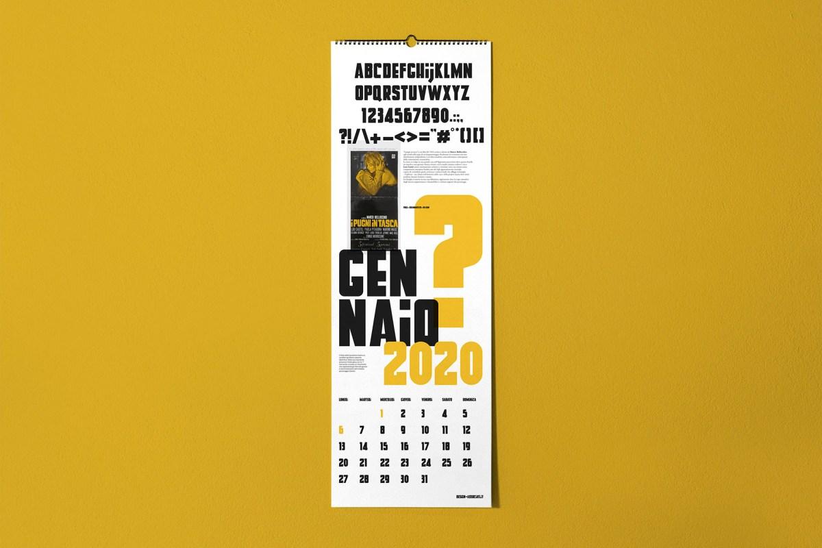 02 calendario 2020 cinema italiano