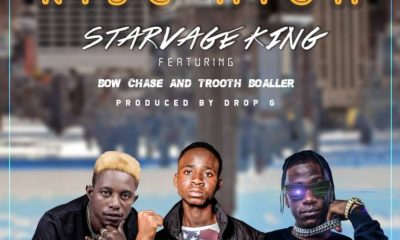 Starvage King Ft. Bow Chase & Trooth Boaller – Rise High