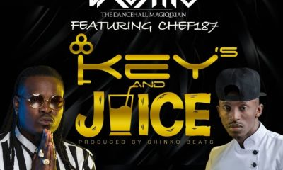DJ Cosmo X Chef 187 – Keys & Juice