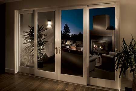 milgard replacement patio doors fort
