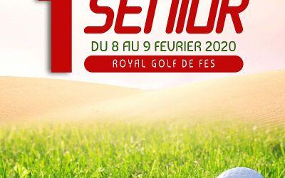 TOUR SENIORS Amateurs I – Royal Golf de Fès – du 8 au 9 Février 2020