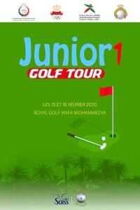 JUNIOR TOUR 1 – RGAM – MOHAMMEDIA – du 15 au 16 Février 2020
