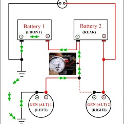 Alternator To Battery Wiring Diagram Printable Teeth Cucv 30 Images