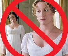 No white dresses!