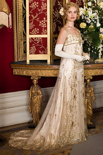 top 5 costumes on downton abbey season 5 frock flicks
