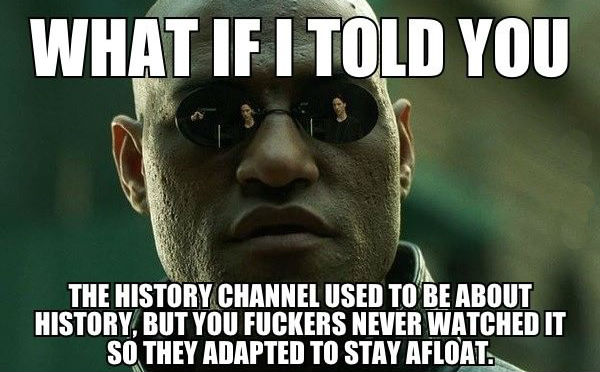 The Truth About the History Channel