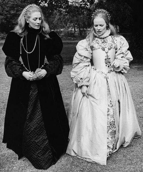 mary queen of scots meet elizabeth i