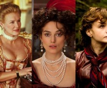 women of historical costume movies & TV