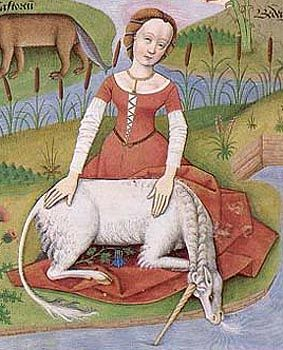 Ms Fr. Fv VI #1 fol.163r Illustration from the 'Book of Simple Medicines' by Mattheaus Platearius (d.c.1161) c.1470 (vellum), Testard, Robinet (fl.1470-1523) / National Library, St. Petersburg, Russia / Bridgeman Images