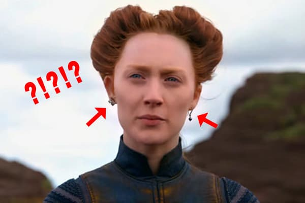 Of Course The Mary Queen Of Scots Trailer Kills Me