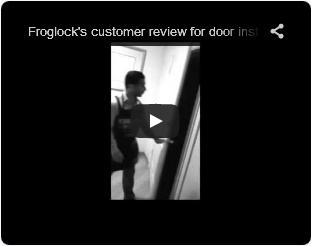 Right- froglocks customer review