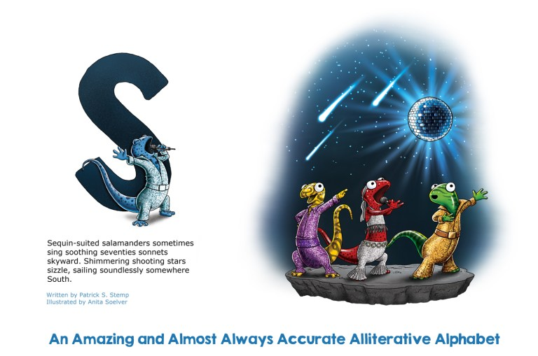 S - Alliterative Alphabet by Frogburps