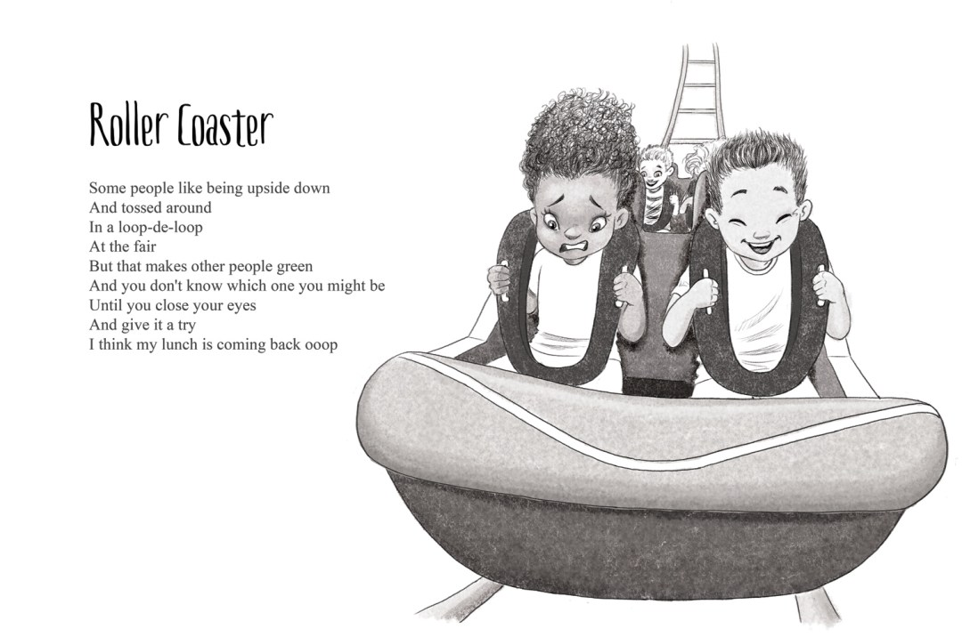 Roller Coaster - a short story by Patrick S. Stemp and Anita Soelver