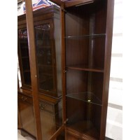 Tall thin display cabinets - Froggatts Of Lincoln