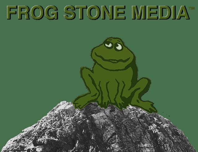 frog stone media logo