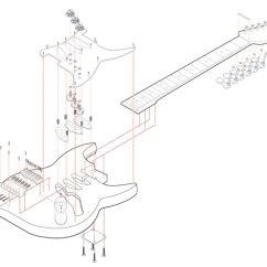 Simple Exploded View Diagram Ceiling Fan Installation Wiring Tutoriales: Crear Ilustraciones Con Perspectiva Isom... - Frogx Three
