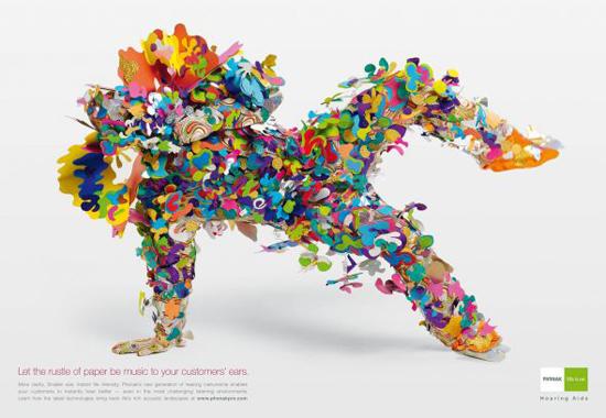 30 Ejemplos Creativos De Publicidad Impresa Frogx Three