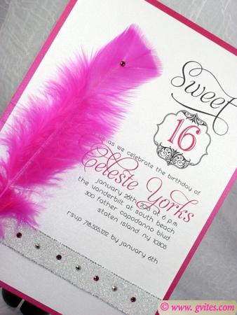 40 Hermosos Diseños De Invitaciones Para Cumpleaños