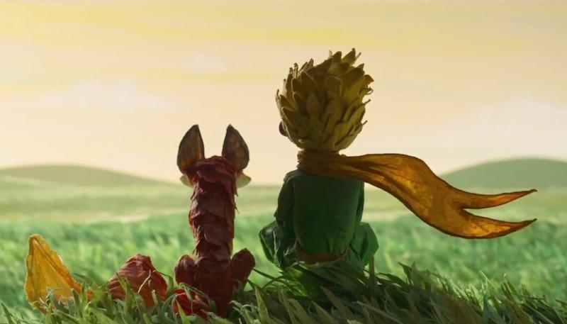 Primer trailer de la pelcula de El Principito  Frogx Three